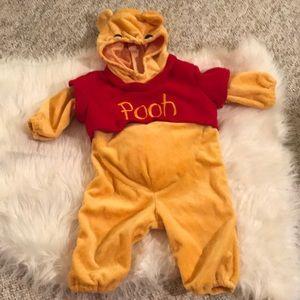 Disney GUC Winnie the Pooh fleece 6-9 month infant